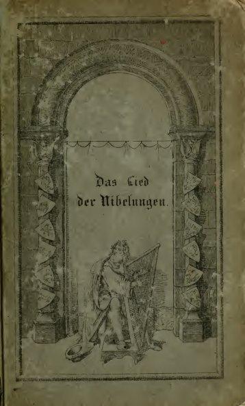 Das Lied der Nibelungen;