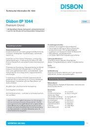 Disbon EP 1044 - Alsecco