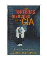 Las torturas mentales de la CIA - mulata
