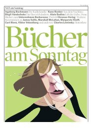 Ingeborg Bachmann Die Radiofamilie - Neue Zürcher Zeitung