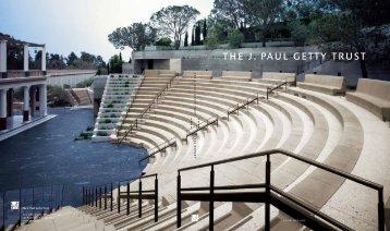 THE J. PAUL GETTY TRUST