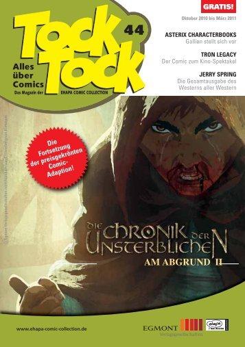 TockTock 44 - Ehapa Comic Collection