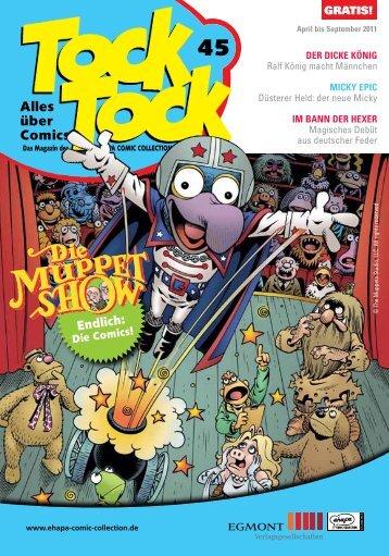 TockTock 45 - Ehapa Comic Collection