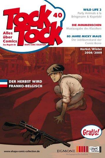 TockTock 40 - Ehapa Comic Collection