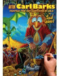 Painting Fine-Art Cartoons in Oils - Enchanted Images