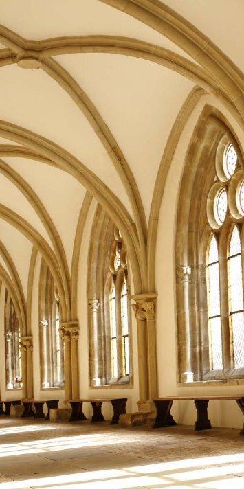 Tourismusflyer - 850 Jahre Kloster Loccum