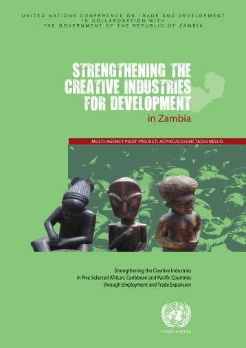 Strengthening the Creative Industries in Zambia - Unctad