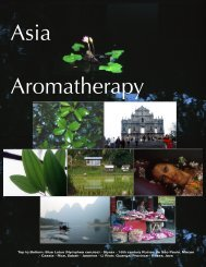 Singapore Collage zwo.indd - Pacific Institute of Aromatherapy