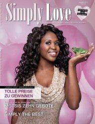 Magazin 2011/2012 PDF - Simply Love - Das Magazin