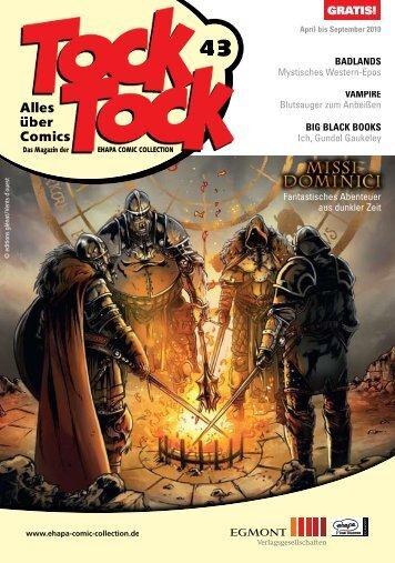 TockTock 43 - Ehapa Comic Collection