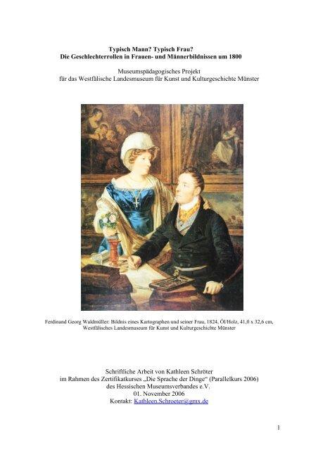 Gender Mnner/Frauen - Kreuzbund DV Mnster eV