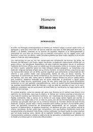 Homero-Himnos
