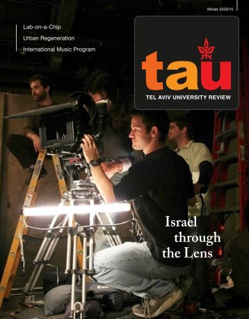Israel through the Lens