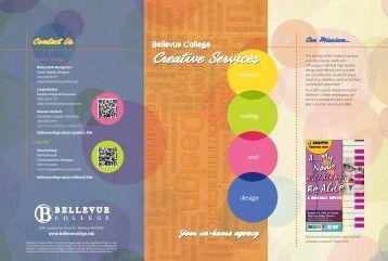 Creative Services - Bellevue College