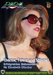Charme, Talent und Stimme! - Döblinger Faschingsgilde