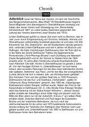 Chronik - Bürger-Schützenverein Blau-Weiß 05 Bochum ...
