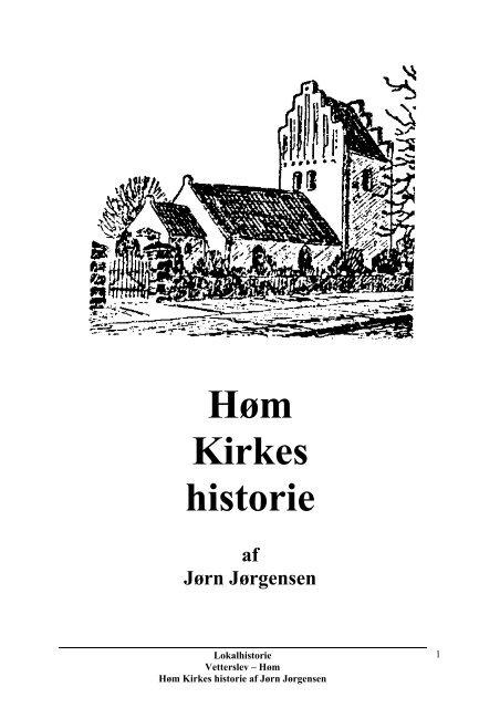Høm Kirkes historie