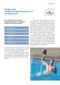 Sportplatz Ausgabe 2 - Landesschwimmverband Brandenburg - Seite 7