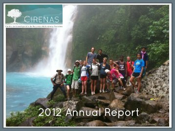 Download Our 2012 Annual Report - Cirenas