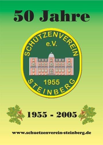 50 Jahre - Schützenverein Steinberg
