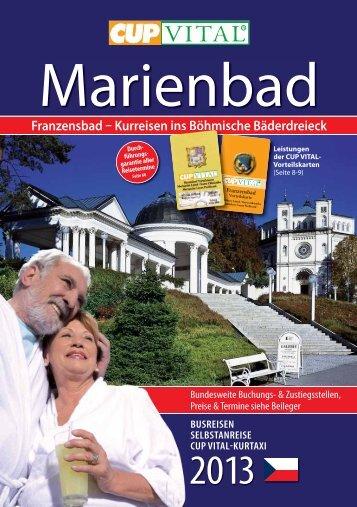 Marienbad, Franzensbad