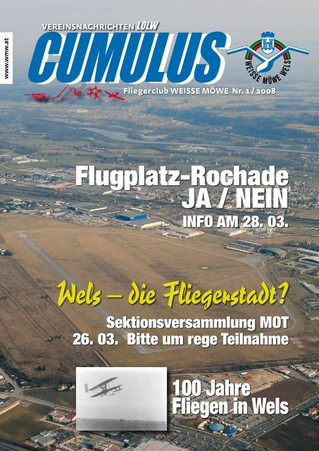schule A/B 115 - Fliegerclub Weiße Möwe Wels