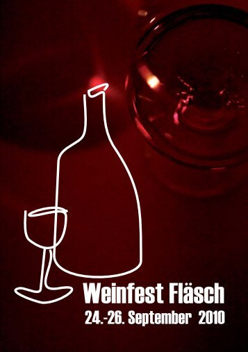 Flyer Weinfest Fläsch (PDF) - Wein Fläsch
