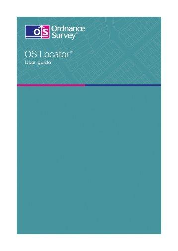 size: 4 MB pdf: D05300_39 OS Locator user guide - Ordnance Survey