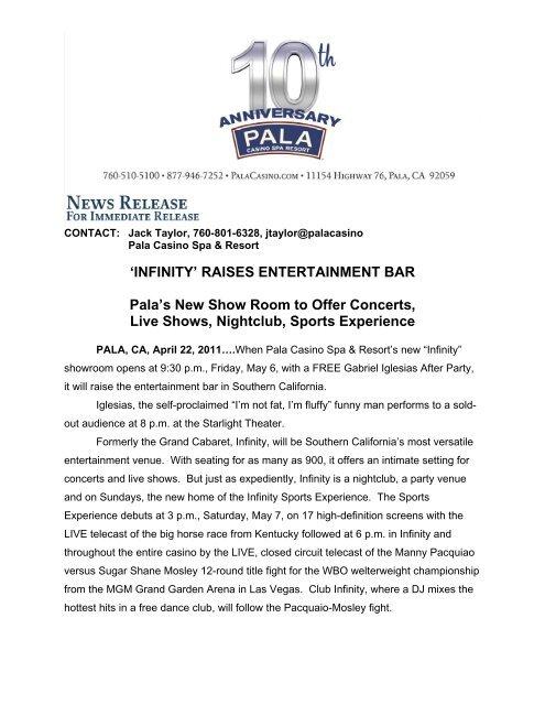 Infinity night club pala casino postal 2 game download full