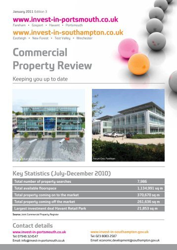 Commercial Property Review - Invest in Portsmouth