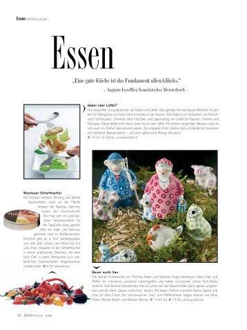Genuss Magazin | Januar 2010 Österreich