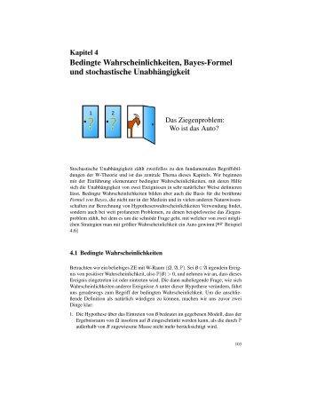 Großzügig Bedingte Wahrscheinlichkeit Arbeitsblatt Pdf Galerie ...