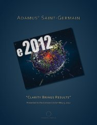 Adamus® Saint-Germain Adamus® Saint-Germain