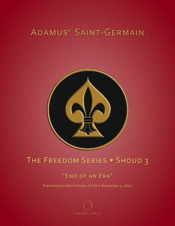 Adamus® Saint-Germain Adamus® Saint-Germain - Crimson Circle