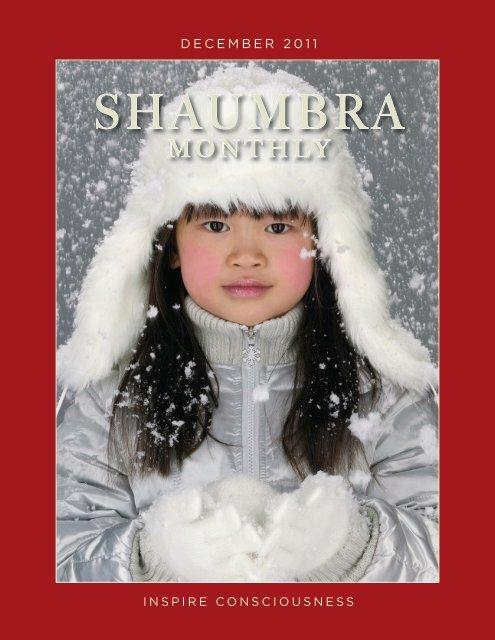 December 2011 Newsletter - Crimson Circle