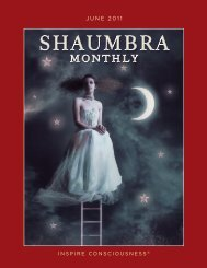 June 2011 shaumbra - Crimson Circle