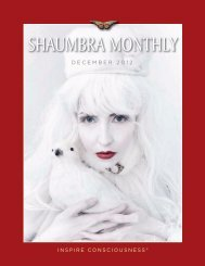 SHAUMBRA MONTHLY - Crimson Circle