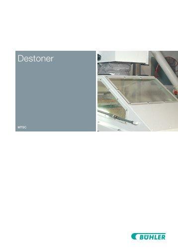Destoner