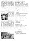 GEMEINDEBRIEF - Alt-Katholiken - Seite 4