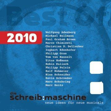 Wolfgang Adenberg - die schreib:maschine