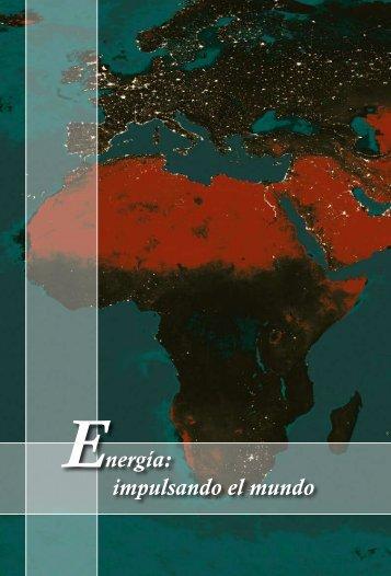 Energía: impulsando el mundo - EFDA