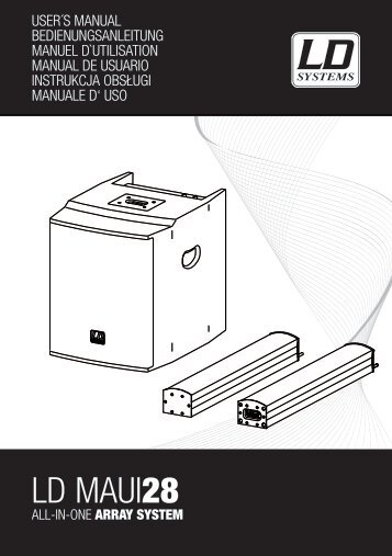 LD MAUI28 - LD Systems