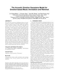 The Acoustic Emotion Gaussians Model for Emotion-based Music ...