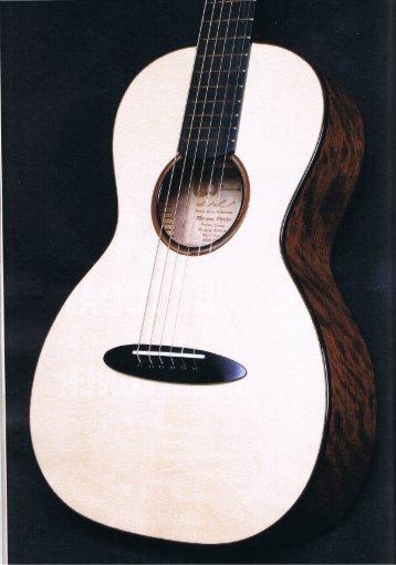Baranik Retreaux Parlour - The Acoustic Music Company