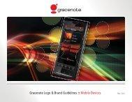 Gracenote Mobile Style Guide-R8 - Doors @ Gracenote