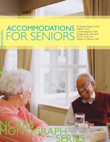 FOR SENIORS - NCARB