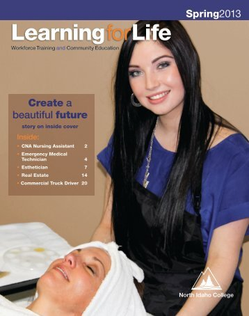 Learning For Life - North Idaho College