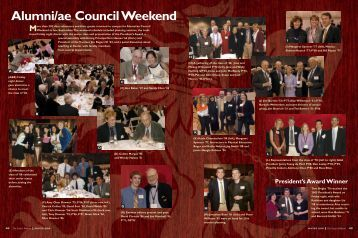 Alumni/ae Council Weekend - Phillips Exeter Academy