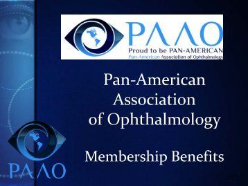 Pan-American Association of Ophthalmology