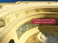 art and architecture - Visit USC - University of Southern California